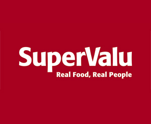 Logo for SuperValu a customer of Signature Fire Protection